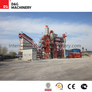 240 T/H Hot Batching Asphalt Mixing Plant / Asphalt Plant for Road Construction pictures & photos