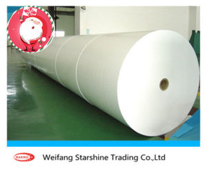 High Gloss C2s Coated Art Paper for Printing
