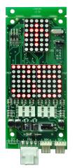 Super Thin DOT Matrix Landing Call Display Board (Vertical)