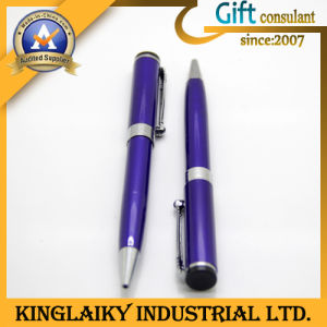 Customized Fashion Design Promotional Pen for Gift (KP-012) pictures & photos