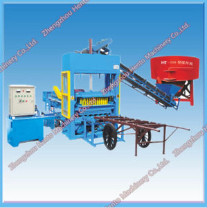 Hot Sales Automatic Brick Making Machine Price pictures & photos