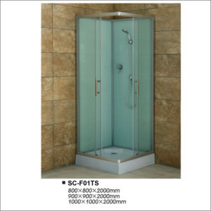 Hot Selling Multifunctional Shower Cabin with Double Roller Wheel pictures & photos