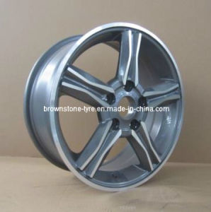 16*6.5 Replica Alloy Car Wheel for Brand Car (004) pictures & photos