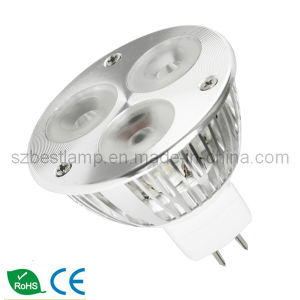 3*3W MR16 with CREE LED Bulb pictures & photos