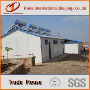 Light Steel Frame Sandwich Panel Mobile/Modular Building/Prefabricated/Prefab Family House pictures & photos