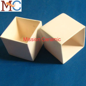 Mission High Purity Industrial Alumina Ceramic Tray/Saggar pictures & photos