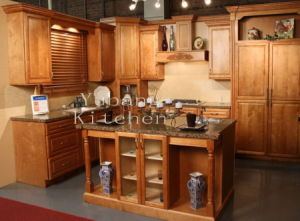 2017 New Design Wooden Kitchen Cabinet Home Furniture #2012-114 pictures & photos