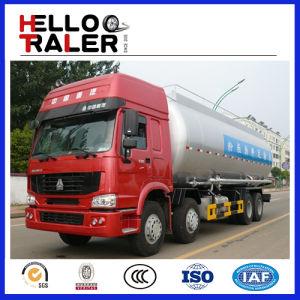 HOWO 8X4 Bulk Cement Truck 40m3 Bulk Tanker Truck pictures & photos