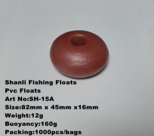 PVC Fishing Floats (SH-15A) pictures & photos