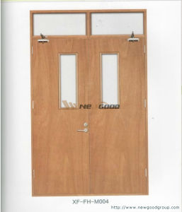 Fire Rated Wood Door, Fire Proof Wooden Door pictures & photos