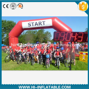 Custom Made Inflatable Start Line Arch, Inflatable Cycling Arch No. Arh12307 for Sales