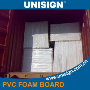 White PVC Foam Sheet for Sign and Furniture pictures & photos