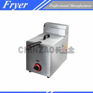 New 10L Gas Deep Fryer (CHZ-10L) pictures & photos