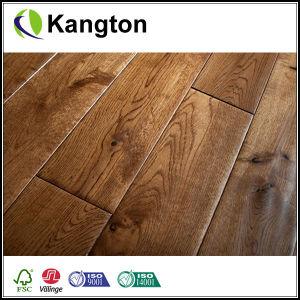 Multilayer Euro Oak Engineered Wood Flooring (Euro oak engineered wood flooring) pictures & photos