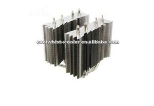 CPU Heatsink with Heatpipe pictures & photos