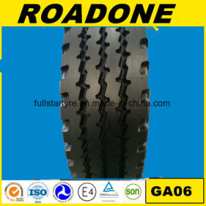 Roadeone Brand, Top One Quality, Ga06 Pattern Radial Truck Tyre, 11.00r20, 12.00r20, 12.00r24 TBR Tyre