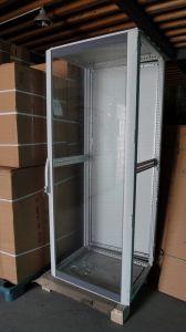 Transparent Door 9-Folded Cabinet pictures & photos