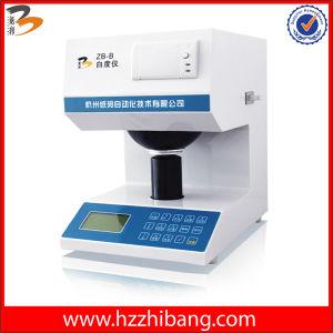 Hot Paper Fluorescence Whiteness Tester/Paper Fluorescence Tester