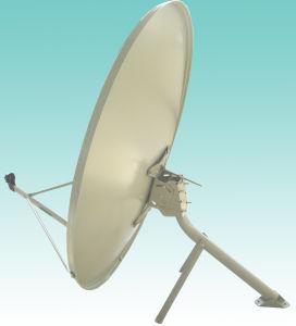 Ku Band 120cm Eurostar Offset Satellite TV Dish Antenna pictures & photos