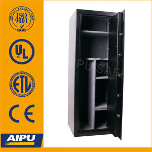 20 Gun Storage Metal Gun Cabinets with Double Bitted Key Lock  (NFG5520K263-20G) pictures & photos