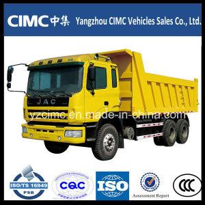 JAC 6X4 Dump Truck 360HP pictures & photos