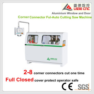 CNC Control Conner Connector Cutting Saw Machine 2-8 Multi-Cut for Aluminum Window pictures & photos