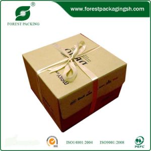 Hot Sell Cake Cardboard Boxes pictures & photos
