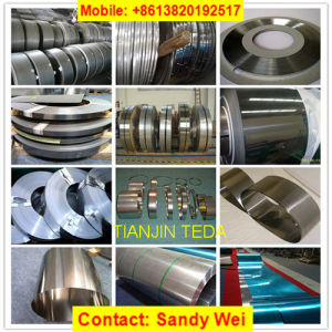 AISI301 Stainless Steel Strip Coil pictures & photos