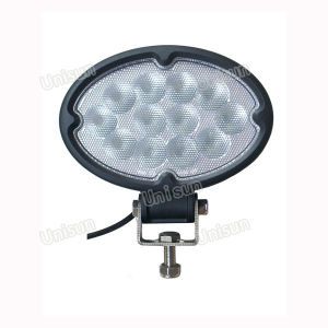 Oval 7inch 36W Auxiliary LED Tractor Working Light pictures & photos