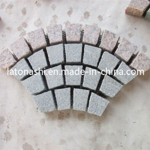 Natural Non-Slip Granite Cube/Cobble Stone for Paving, Paver, Driverway, Patio pictures & photos