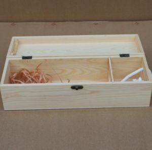 Wooden Wine Boxes Wine Package Wine Packing Box pictures & photos