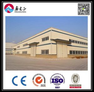 H Beam Steel Warehouse and Workshop with SGS Certification (BYSS051906) pictures & photos