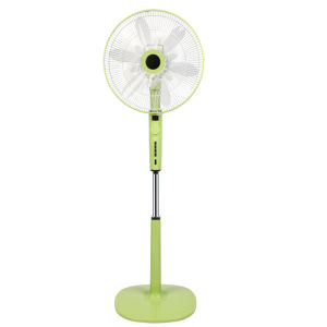 12 Leaf Blade Stand Fan (FS40-03P)