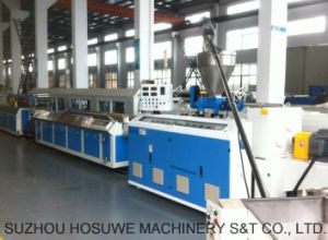 PVC Profile Production Line/Extrusion Line/Making Machine/Extruder pictures & photos