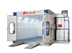 Customized Linking Spray Painting Booth in Guangzhou China pictures & photos