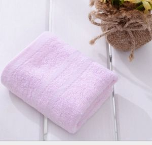 100% Bamboo Fiber Hand Towel pictures & photos