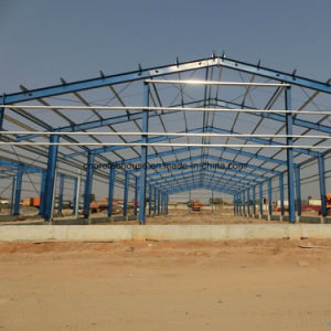 Prefabricated Structures for Poultry House pictures & photos