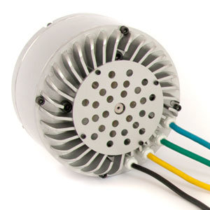 China sell 48v electric brushless dc motor 3kw by water for 3kw brushless dc motor