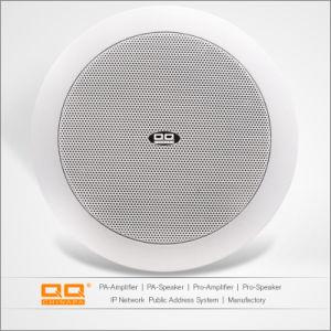 Indoor Fireproof Bluetooth Ceiling Mount Speaker 5inch pictures & photos