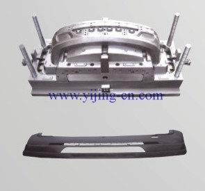 2015 Hot Sale Injection Mould Design for Auto Parts (YJ-M055)
