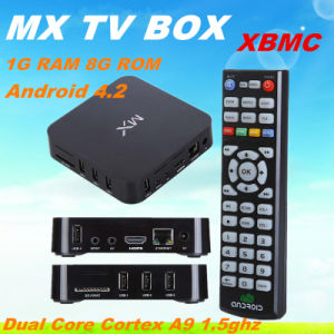Amlogic 8726 1g/8g Xbmc Pre-Loaded Best Android Smart TV Box