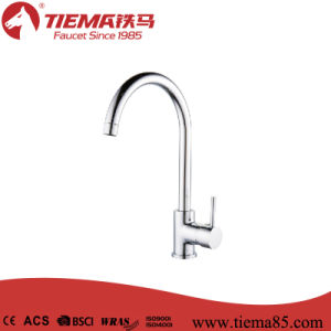 High Quality Exquisite Brass Sink Kitchen Faucet pictures & photos