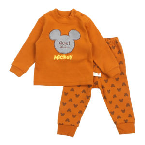 Wholesale Printed Fleece Kid Clothes pictures & photos