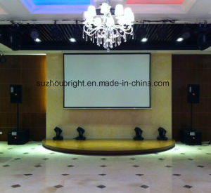 200′′ 250′′ Electric Projector Screen Motorized Projection Screen pictures & photos