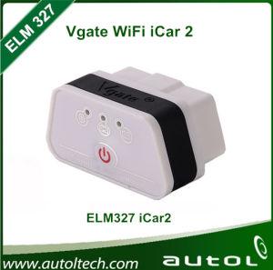 Car Diagnostic Interface Vgate Icar2 WiFi OBD Obdii/WiFi Elm 327 Diagnostic Tool pictures & photos
