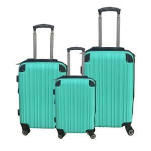 Fashion ABS Luggage with China Factory Price pictures & photos