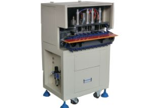 High-Efficiency Automatic Power Cord Cable Wire Stripping Machine pictures & photos