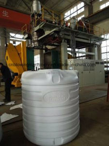 5000L 3layers Big Plastic Blow Molding Machine for Water Tank