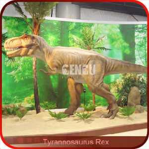 China Robotic Manufacturer Dinosaur T-Rex pictures & photos