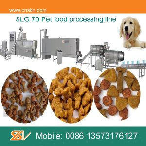 High Yield Automatic Healthy Pet Food Machine/Pet Foos Processing Line pictures & photos
